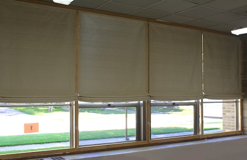 Elementary Classroom Management Plan ~ Heatsaver thermal shades part of the solution